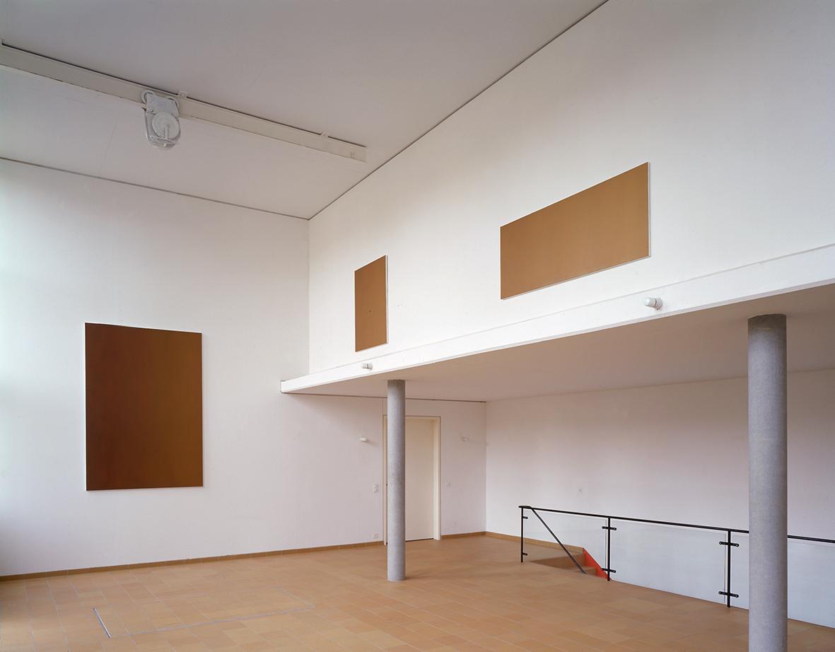 Installation at haus bill, Zumikon, Zwitzerland