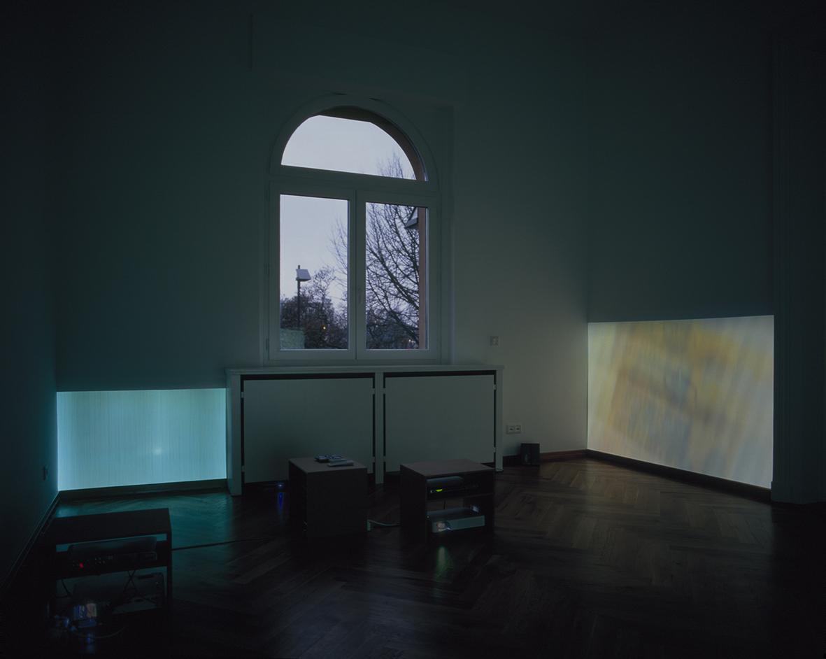 Installation view, Gallery Olschewski & Behm, Frankfurt, 2009