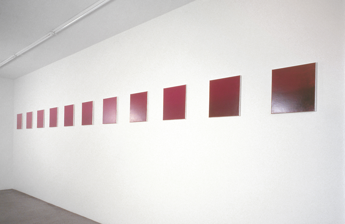 Installation in Gallery i8, Reykjavík