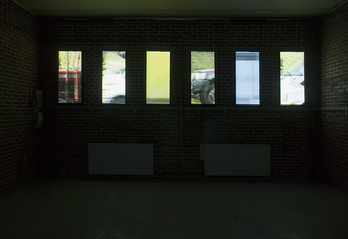 Installation Spanien 19C, Aarhus