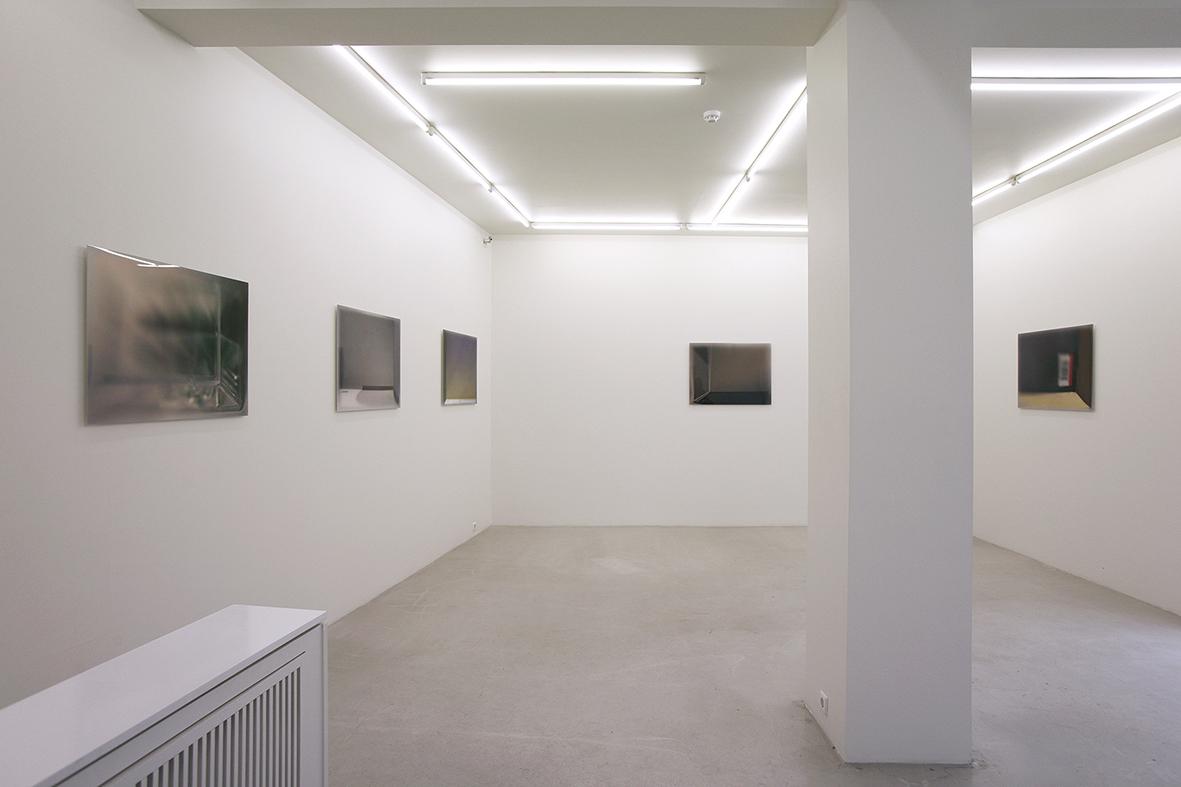 Installation view Gallery i8, Reykjavík
