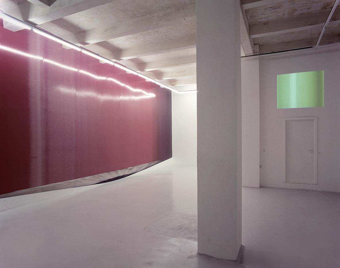 Pen and Pencil, installation view, Paintbox, Copenhagen